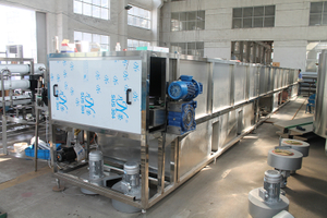 Beer Pasteurizer Tunnel
