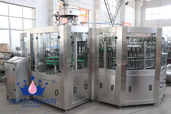 carbonated-soft-drink-filling-machine