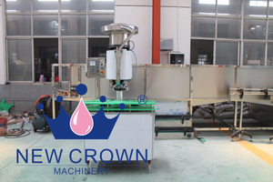 Automatic Bottle Crown Capper
