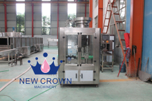 Bottle Water Plastic Cap Capping Machine