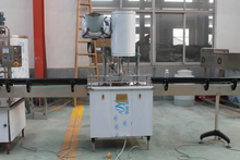 2000BPH Automatic Plastic Bottle Capping Machine