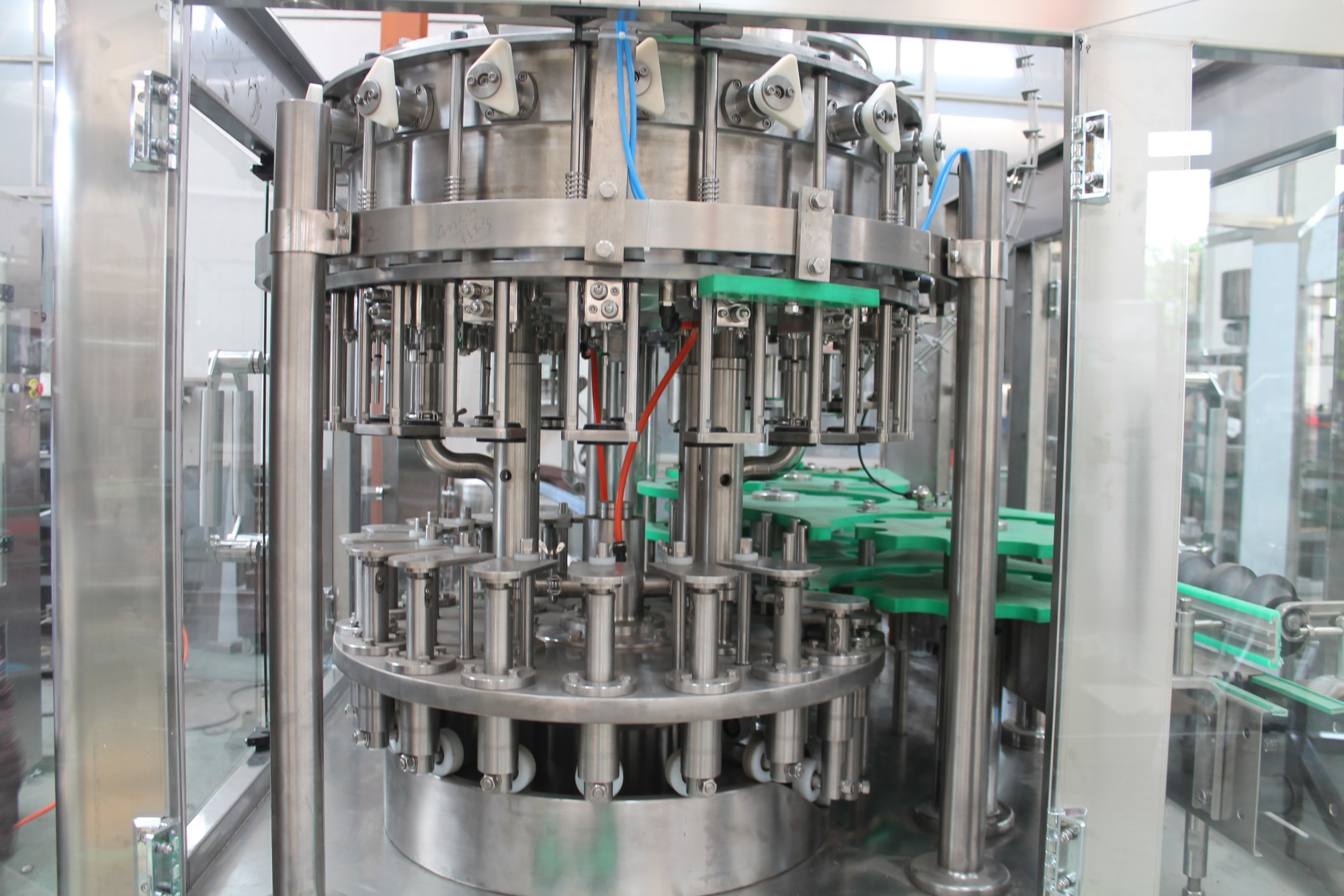 Beer Bottle Filling Machine