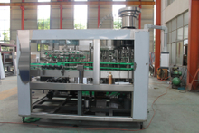 Glass Bottle Wine Bottling Machine
