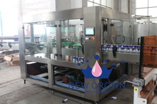 Hydrogen Water Metal Tin Can Filling Machine