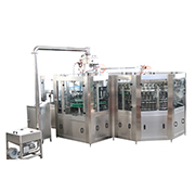 Soft drinks filling machine DCGF40-40-12