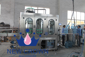 20L Bottle Water Filling Machine