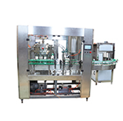 Soft drinks filling machine DCGF12-1