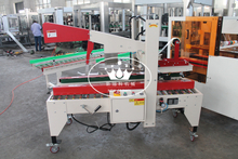 Automatic carton folding Sealer sealing machine